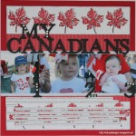 Card Making Canadians Canada Day Blog Hop