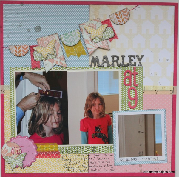 Marley at 9