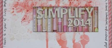 Simplify my OLW for 2014