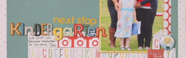 Next Stop Kindergarten by Alison Day for Amanda Robinson Studios