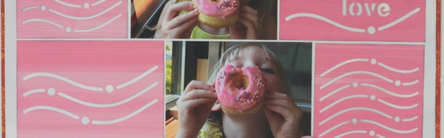 Donut Love by Alison Day for Amanda Robinson Studios