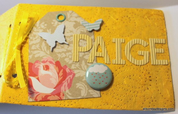 Mini Album for Paige