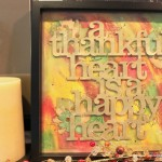 Mojo Monday – Thanksgiving Wall Decor