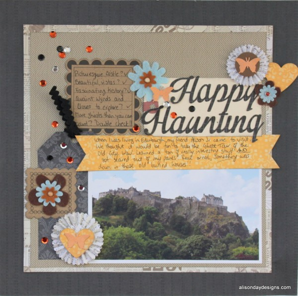 Happy Haunting by Alison Day
