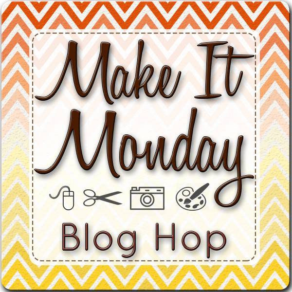 Make It Monday Fall blog hop graphic