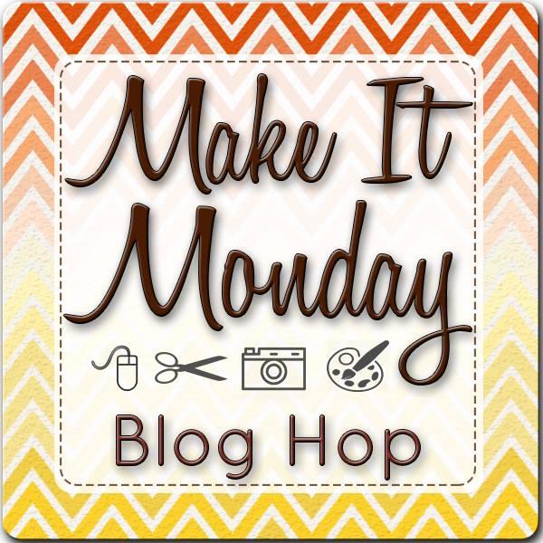 Make It Monday Fall blog hop graphic