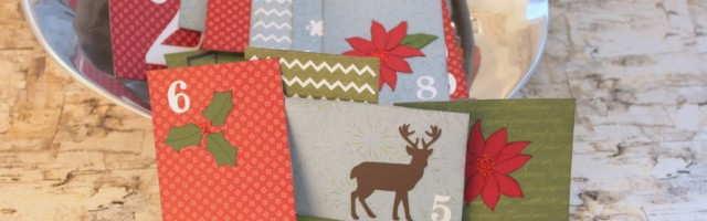 Pocket Page Card Cut Files for Your December Album by Alison Day