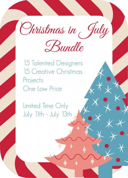 Christmas in July bundle