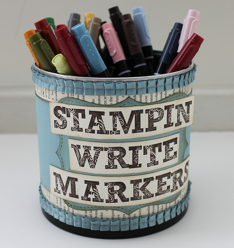 Stampin' Write Markers tin