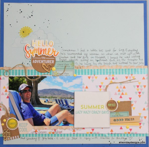 Summer by Alison Day Designs