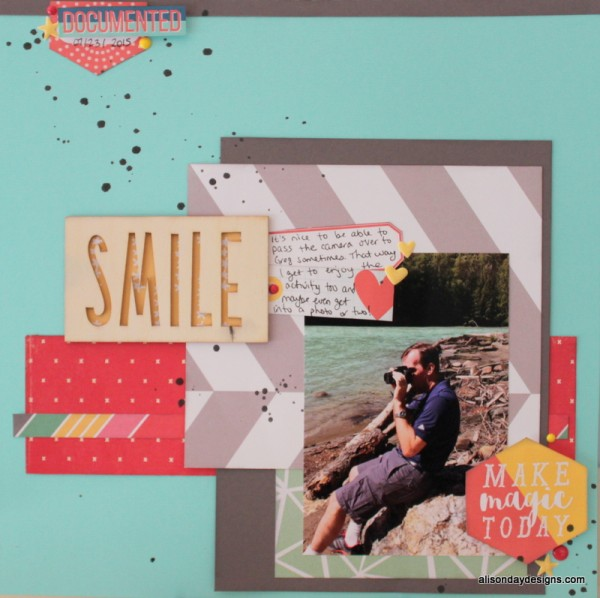 Smile by Alison Day Designs