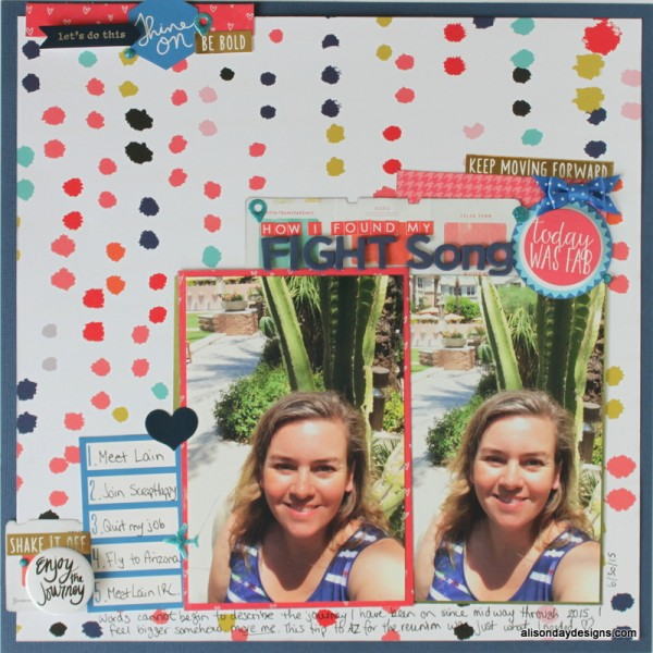 LOAD1 - How I Found My Fight Song by Alison Day Designs