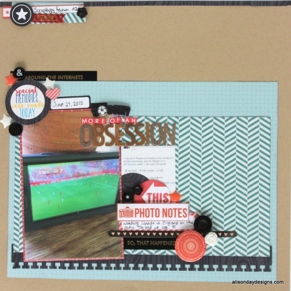 LOAD10 - More of an Obsession by Alison Day Designs