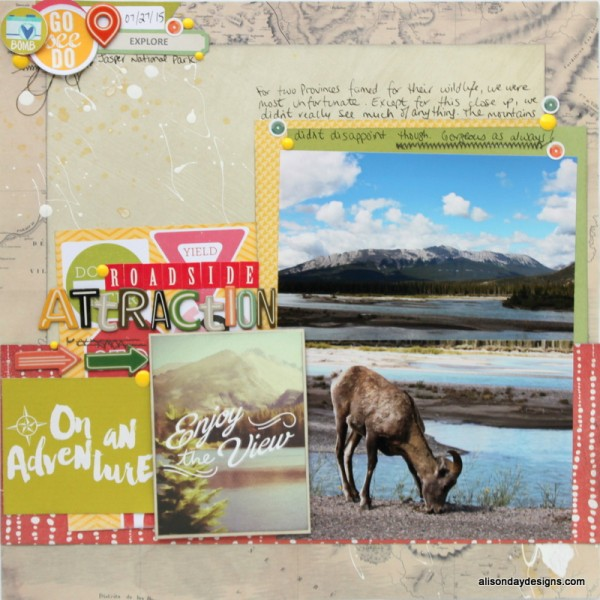 LOAD13 - Roadside Attrations by Alison Day Designs