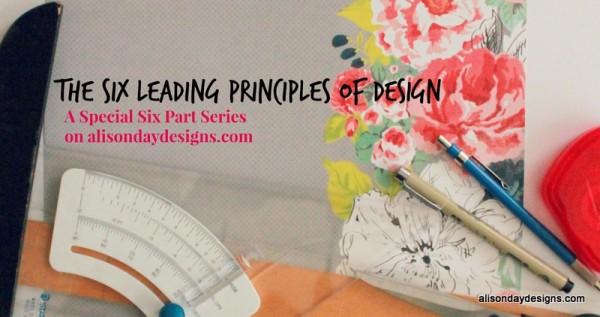 Design Principles header image