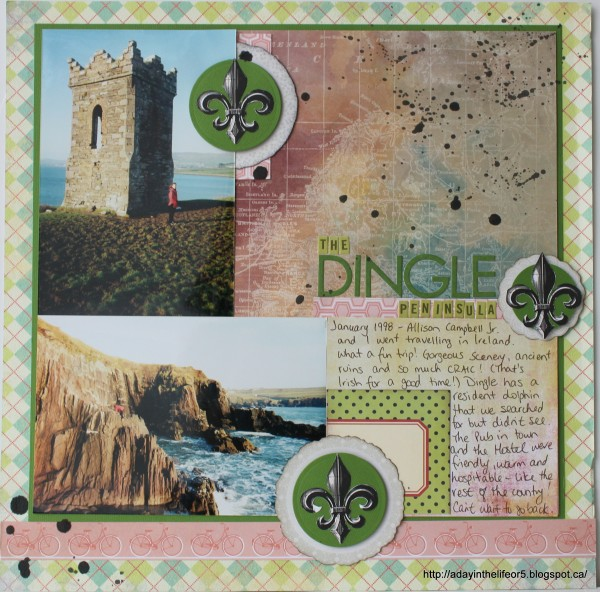 Dingle by Alison Day Designs