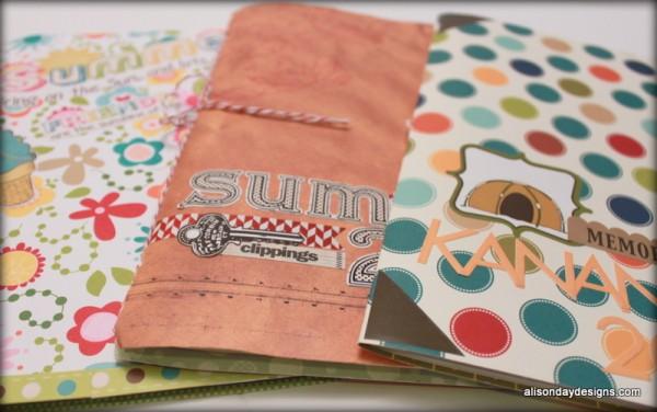 Examples of art journals