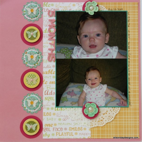 5 Months by Alison Day Designs