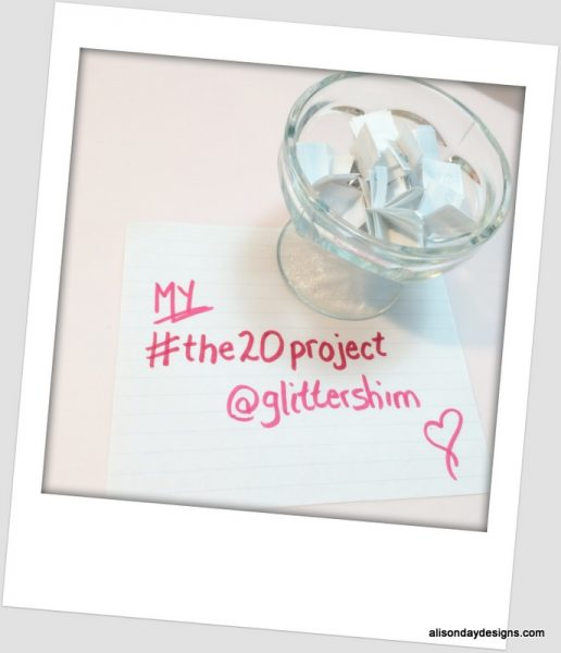 #the20project with Alison Day Designs