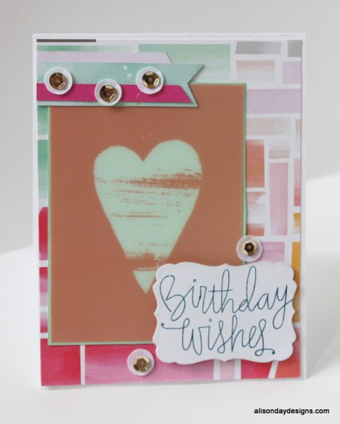 Birthday Wishes by Alison Day Designs