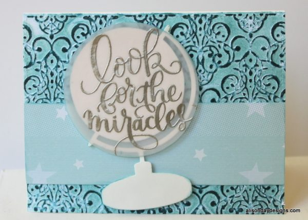 Look For the Miracles by Alison Day Designs