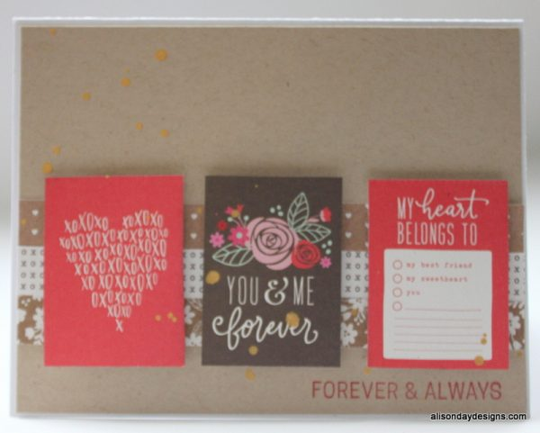 Forever and Always by Alison Day Designs