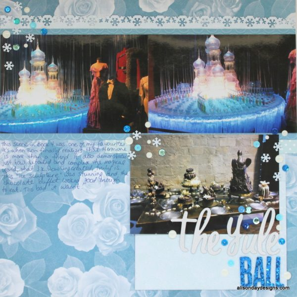 LOAD218-16 The Yule Ball by Alison Day